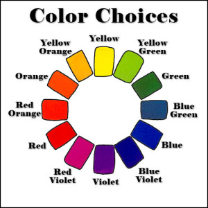 Shop Color Choices